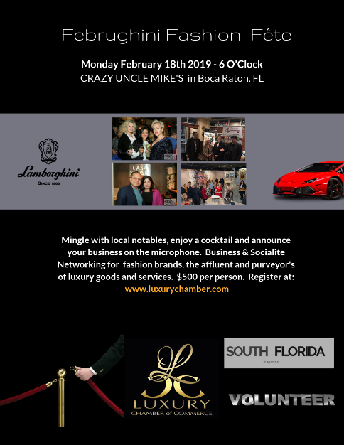 februghini fashion fete