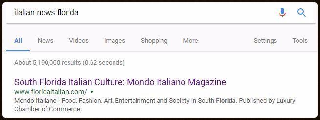 Italian News Florida - Mondo Italiano June 2017