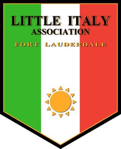 Little Italy Fort Lauderdale Logo - Little Italy Association - FL State.